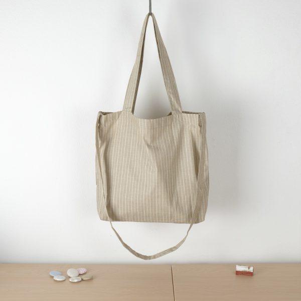 กระเป๋าผ้าลินิน