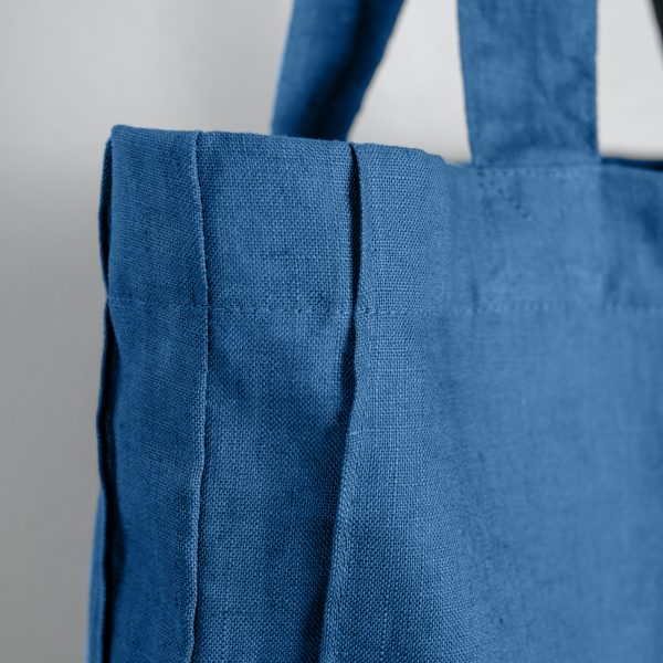 Linen Tote Bag by Waralee's Day